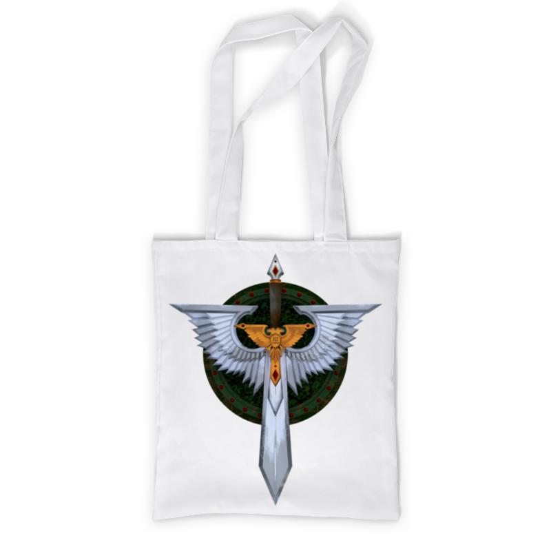Printio Сумка с полной запечаткой Dark angels printio сумка с абстрактным рисунком