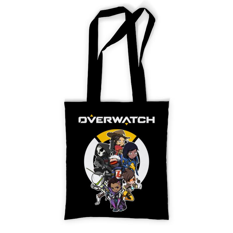 Printio Сумка с полной запечаткой Overwatch printio сумка с абстрактным рисунком