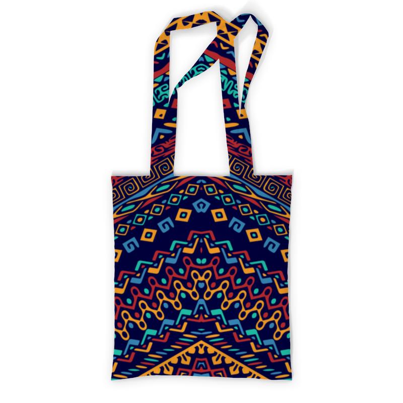 Printio Сумка с полной запечаткой Этническая printio сумка с абстрактным рисунком