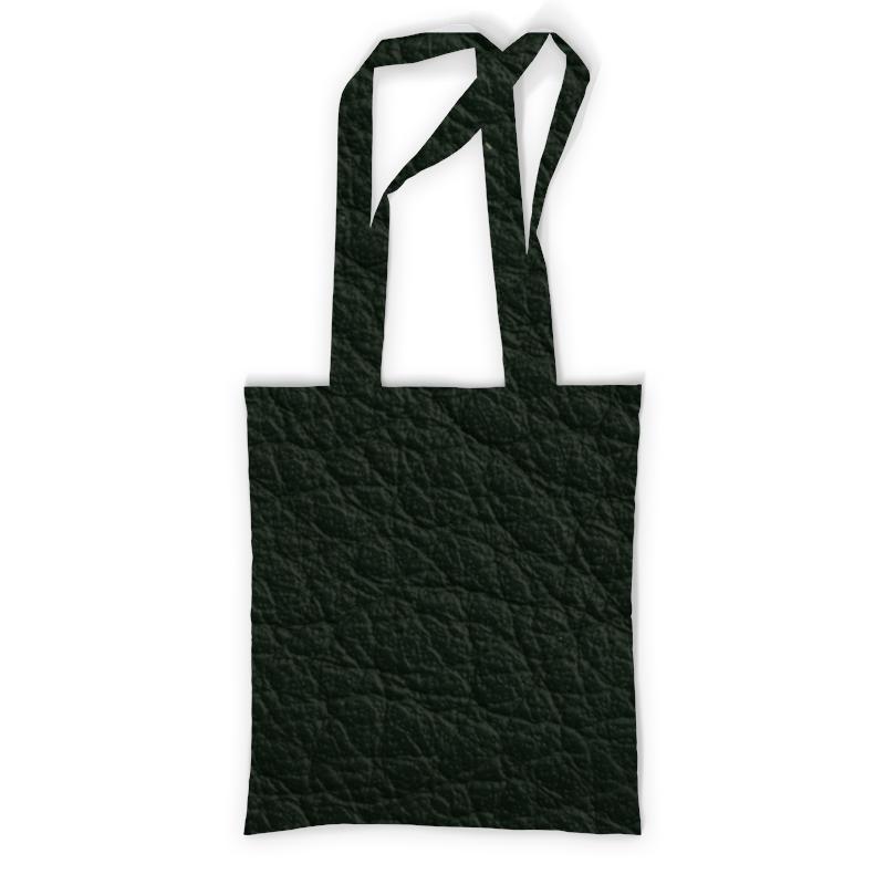 Printio Сумка с полной запечаткой Кожаная текстура printio сумка с абстрактным рисунком