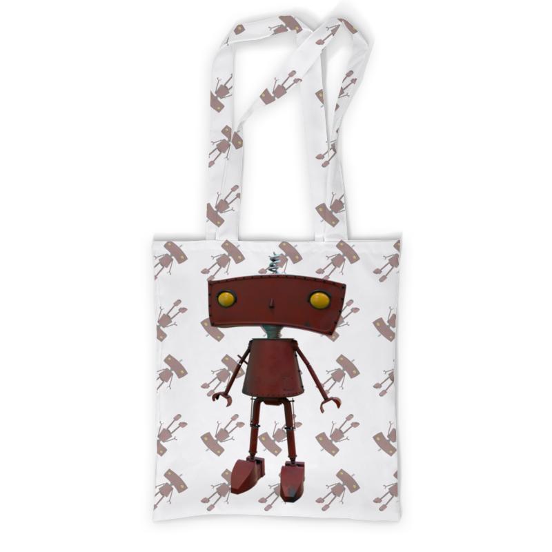 Printio Сумка с полной запечаткой Bad robot printio сумка с абстрактным рисунком