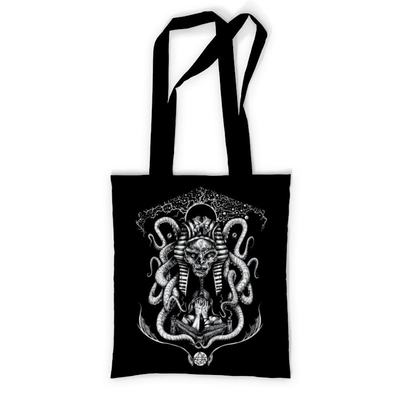 Printio Сумка с полной запечаткой Ньярлатхотеп printio сумка с абстрактным рисунком