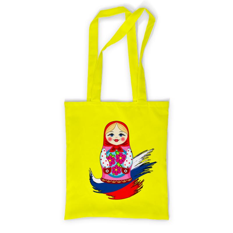 Printio Сумка с полной запечаткой Россия printio сумка с абстрактным рисунком