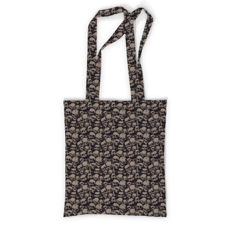 Printio Сумка с полной запечаткой Черепа printio сумка с абстрактным рисунком
