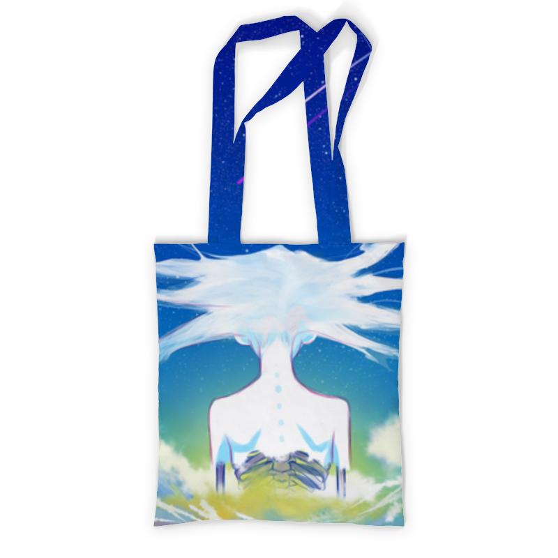 Printio Сумка с полной запечаткой Призрак printio сумка с абстрактным рисунком