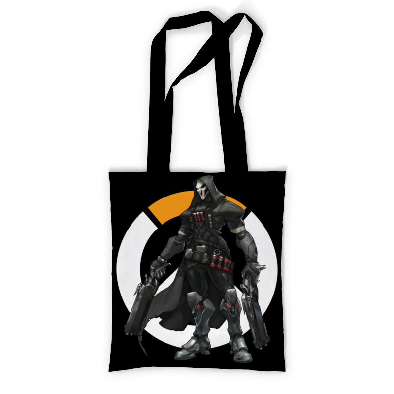 Printio Сумка с полной запечаткой Overwatch reaper / жнец овервотч printio сумка с абстрактным рисунком
