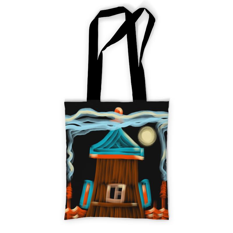 Printio Сумка с полной запечаткой Полнолуне printio сумка с абстрактным рисунком