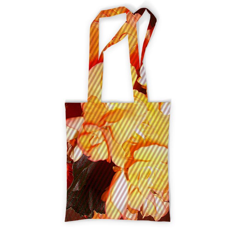 Printio Сумка с полной запечаткой Яркое настроение! printio сумка с абстрактным рисунком