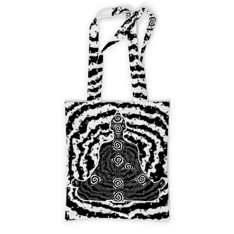 Printio Сумка с полной запечаткой Human design printio сумка с абстрактным рисунком