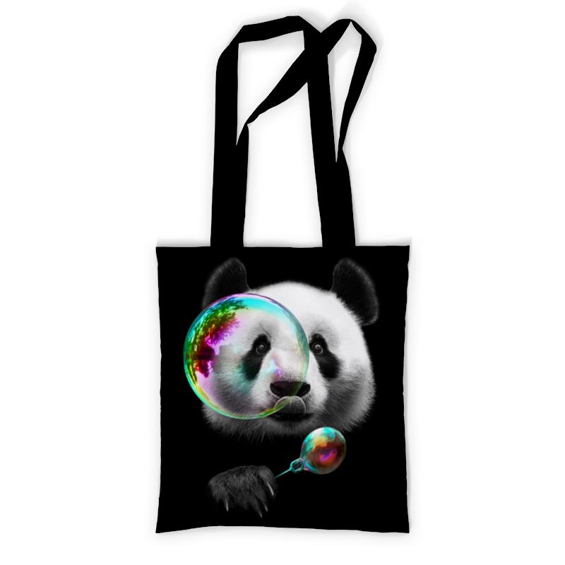 Printio Сумка с полной запечаткой Панда printio сумка с абстрактным рисунком