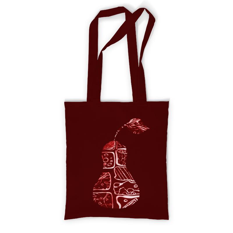 Printio Сумка с полной запечаткой Грушка printio сумка с абстрактным рисунком
