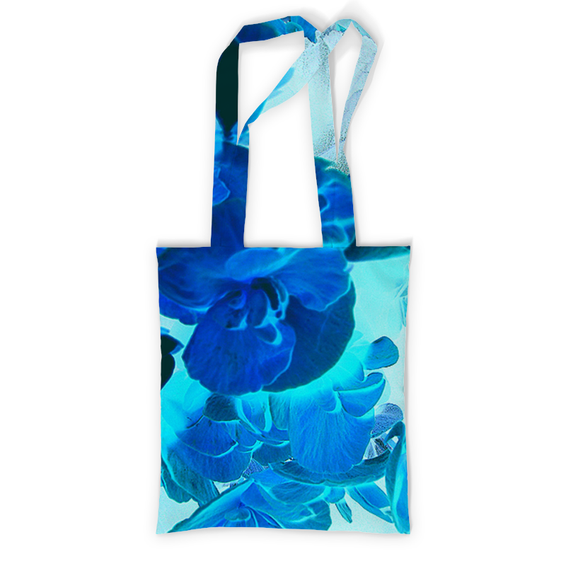 Printio Сумка с полной запечаткой Нежная фантазия. printio сумка с абстрактным рисунком