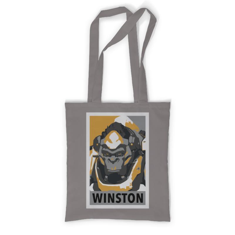 Printio Сумка с полной запечаткой Уинстон printio сумка с абстрактным рисунком