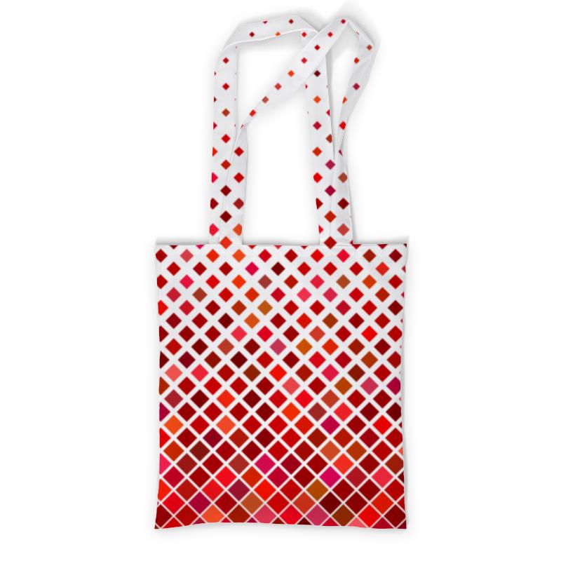 Printio Сумка с полной запечаткой Мозаика printio сумка с абстрактным рисунком