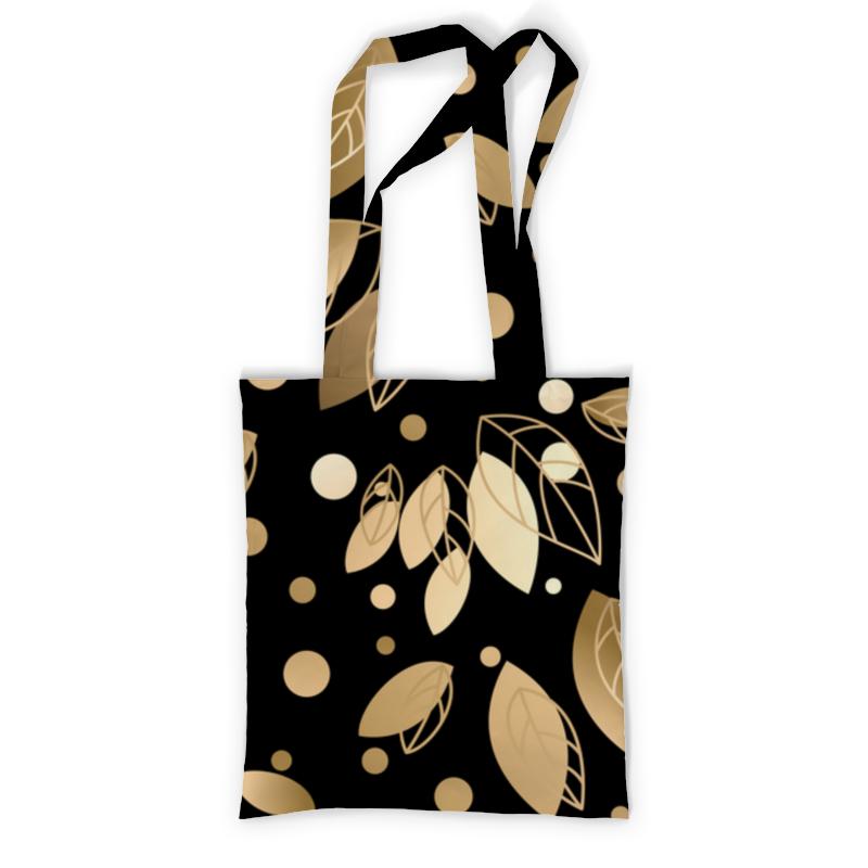 Printio Сумка с полной запечаткой Золото printio сумка с абстрактным рисунком