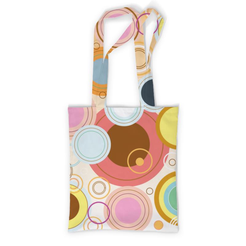 Printio Сумка с полной запечаткой Абстрактная printio сумка с абстрактным рисунком