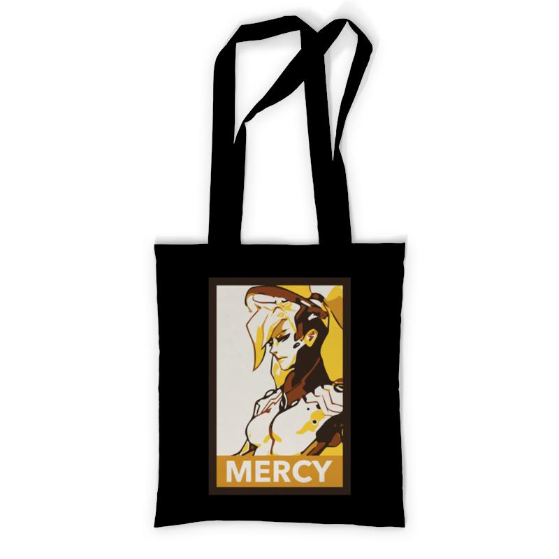 Printio Сумка с полной запечаткой Мерси printio сумка с абстрактным рисунком