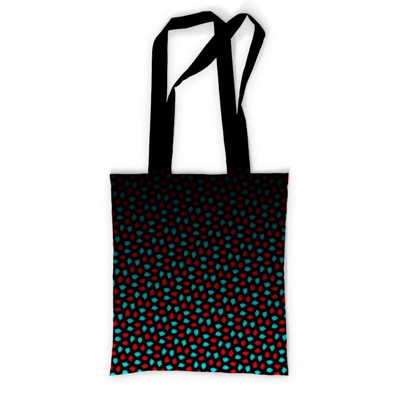 Printio Сумка с полной запечаткой Aqua maroon printio сумка с абстрактным рисунком