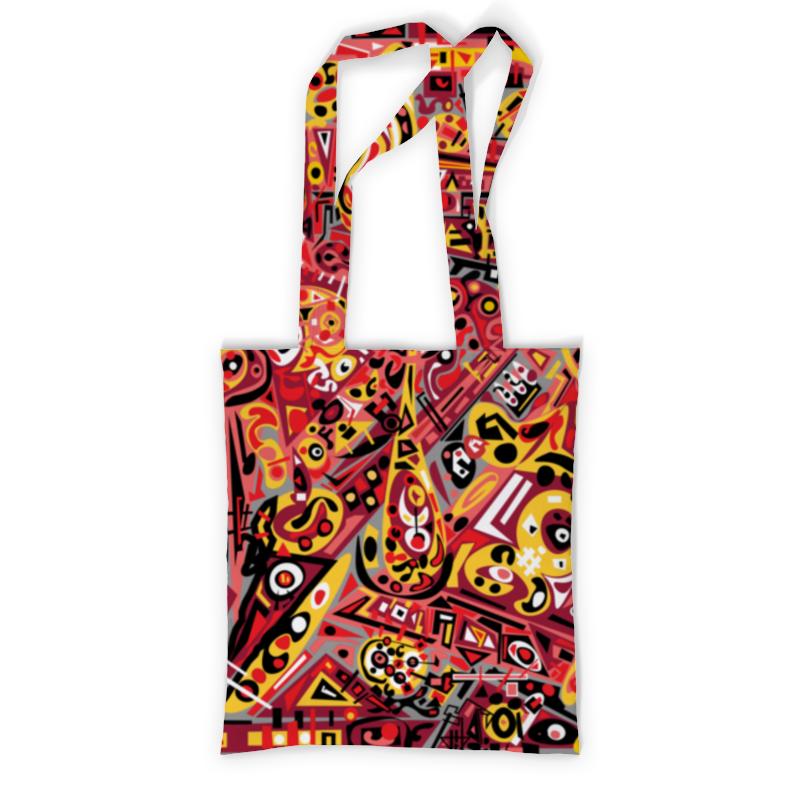 Printio Сумка с полной запечаткой Zdermm431 printio сумка с абстрактным рисунком
