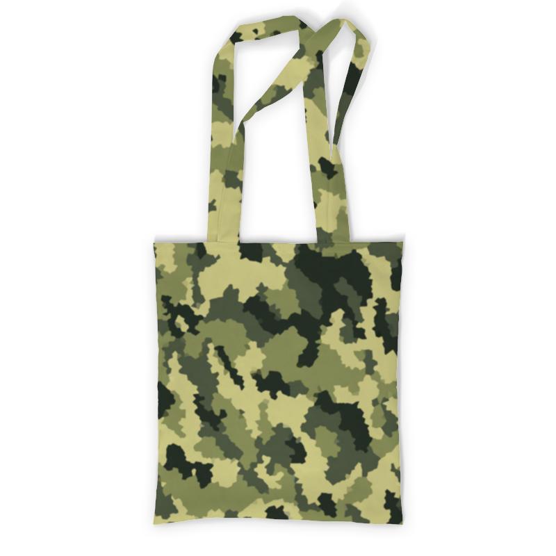 Printio Сумка с полной запечаткой Зеленый хаки printio сумка с полной запечаткой зеленый человек