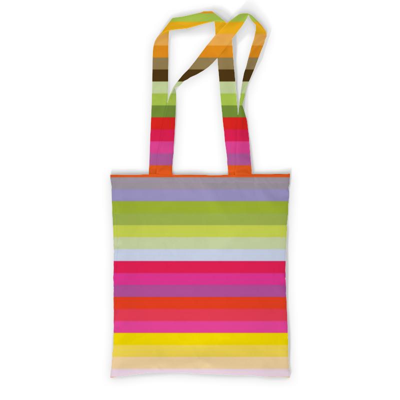 Printio Сумка с полной запечаткой Флюид printio сумка с абстрактным рисунком