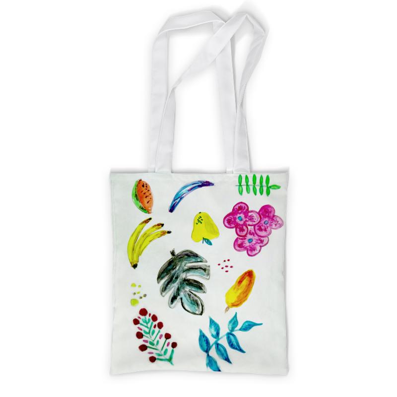 Printio Сумка с полной запечаткой Фрукты printio сумка с абстрактным рисунком