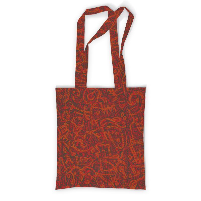 Printio Сумка с полной запечаткой Бархатный printio сумка с абстрактным рисунком