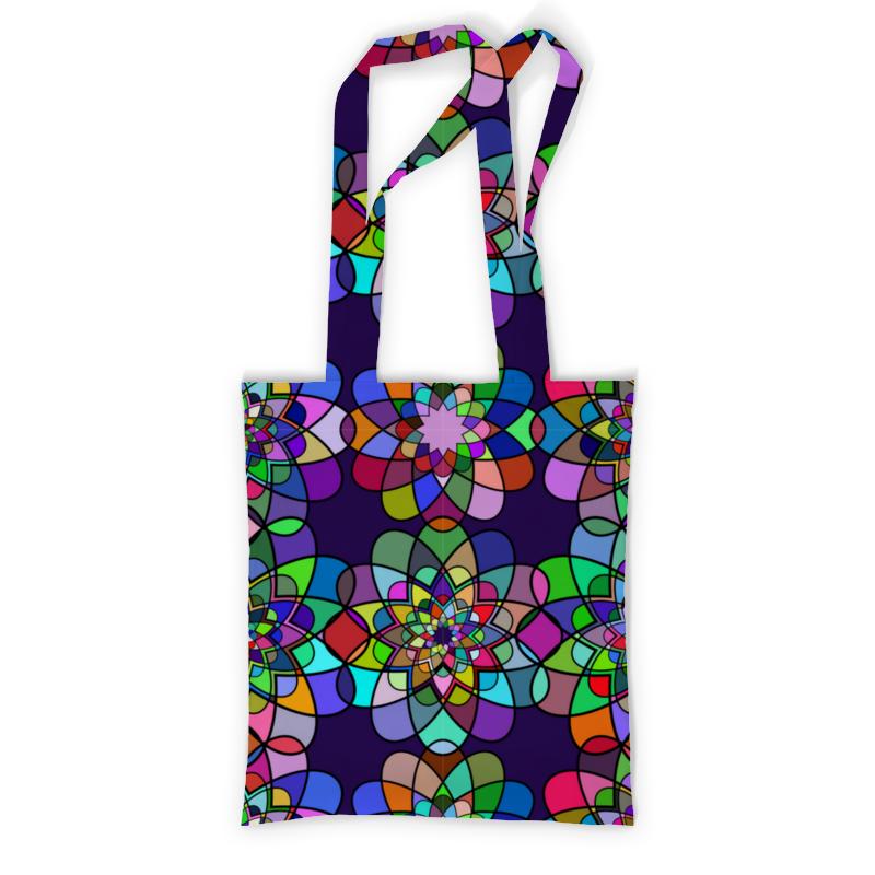Printio Сумка с полной запечаткой Готический витраж printio сумка с абстрактным рисунком