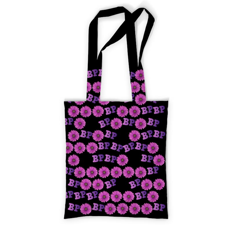 Printio Сумка с полной запечаткой Blackpink розовый цветок printio сумка с абстрактным рисунком