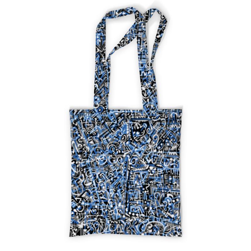 Printio Сумка с полной запечаткой Сверхчеловеческие формы printio сумка с абстрактным рисунком