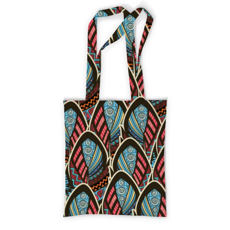 Printio Сумка с полной запечаткой Жар-птица printio сумка с абстрактным рисунком