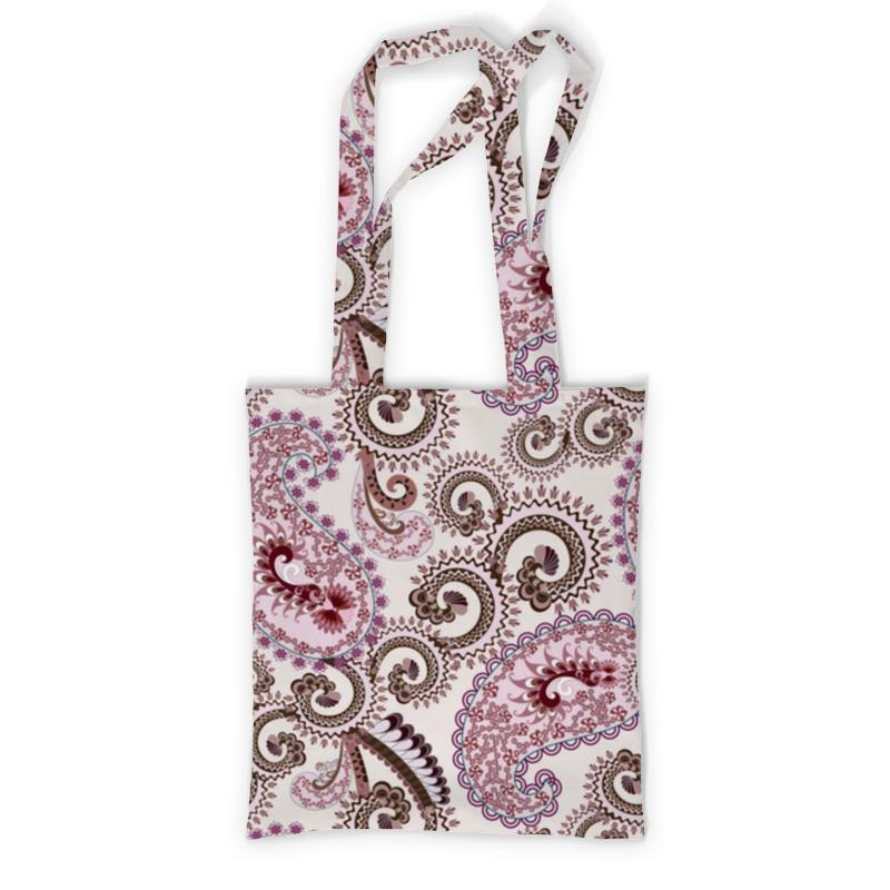 Printio Сумка с полной запечаткой Завитки printio сумка с абстрактным рисунком