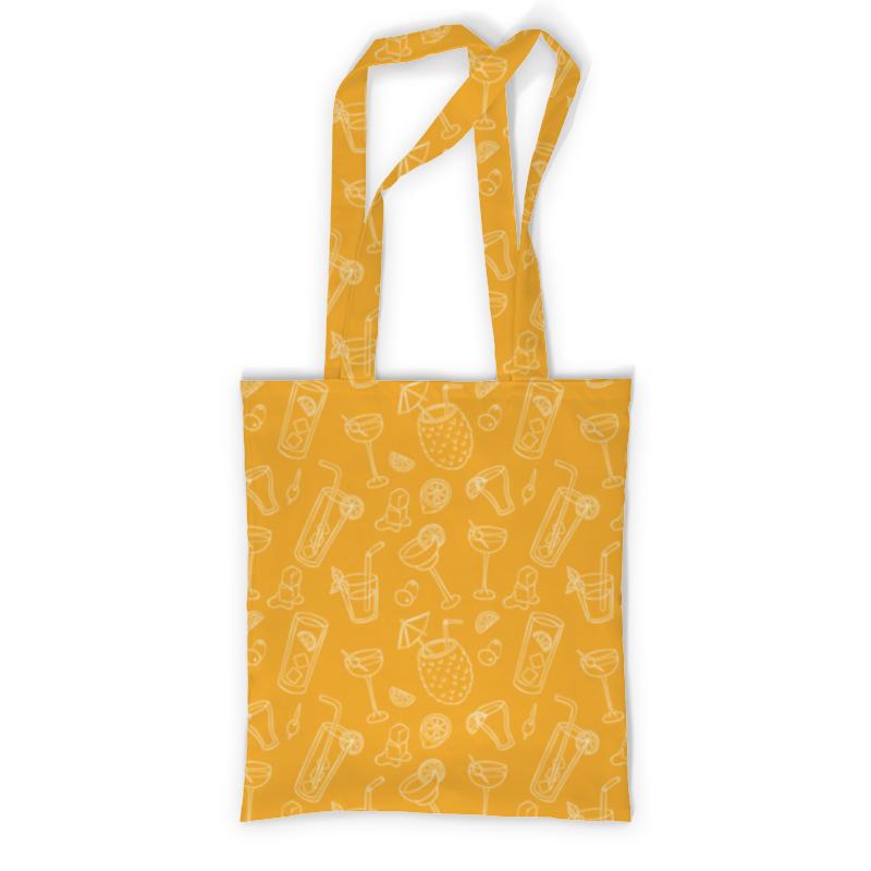 Printio Сумка с полной запечаткой Коктейли printio сумка с абстрактным рисунком