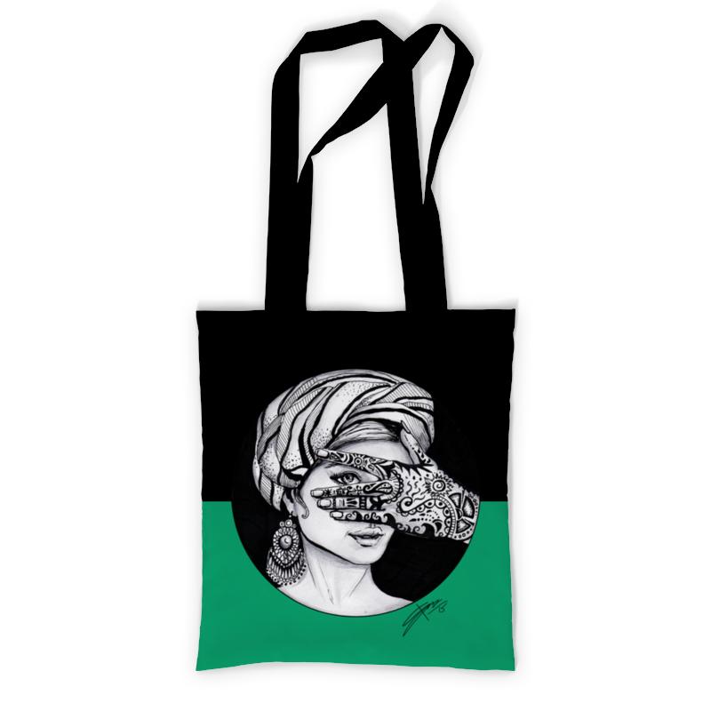 Printio Сумка с полной запечаткой Keep your feet on the ground printio сумка с абстрактным рисунком