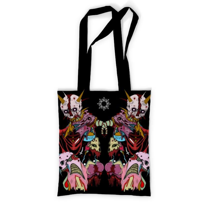 Printio Сумка с полной запечаткой My hell?/ printio сумка с абстрактным рисунком