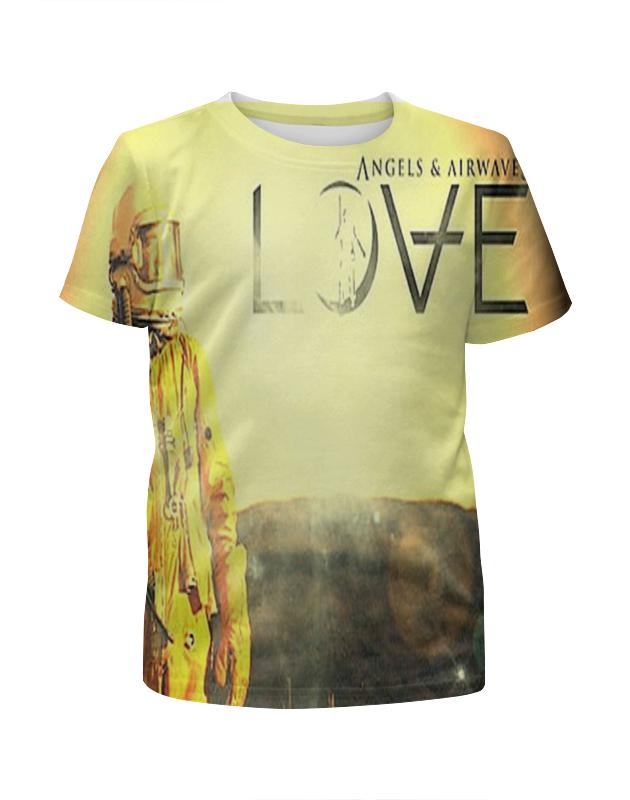 Printio Футболка с полной запечаткой для мальчиков Astronaut angels and airwaves printio футболка с полной запечаткой для девочек astronaut angels and airwaves