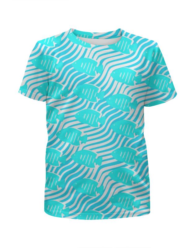 Printio Футболка с полной запечаткой для мальчиков Тропические рыбки printio футболка с полной запечаткой для мальчиков рыбки