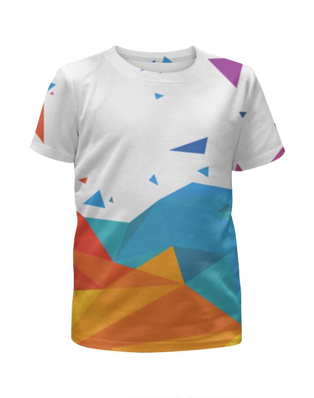 Фото - Printio Футболка с полной запечаткой для мальчиков Crash poly printio футболка с полной запечаткой мужская лиса low poly
