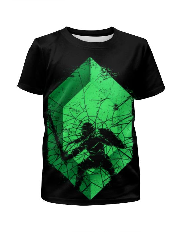 Фото - Printio Футболка с полной запечаткой для мальчиков Воин printio футболка с полной запечаткой для девочек воин