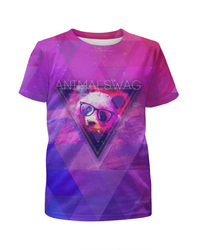 Printio Футболка с полной запечаткой для мальчиков animalswag ii collection: panda printio футболка с полной запечаткой для мальчиков смешные панды