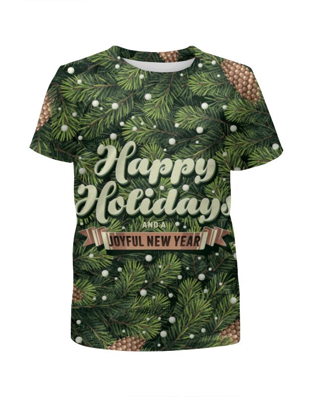 Фото - Printio Футболка с полной запечаткой для мальчиков С новым годом! (happy new year) printio футболка с полной запечаткой для мальчиков с новым годом