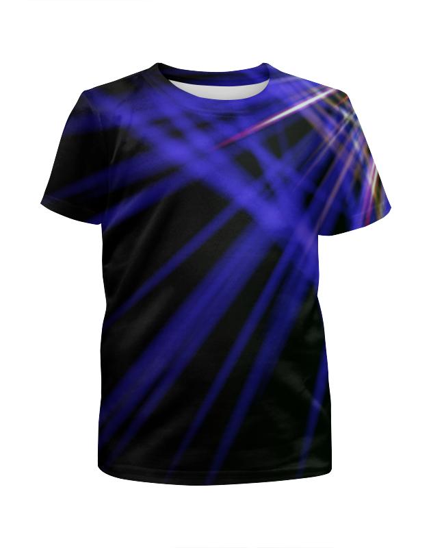 Printio Футболка с полной запечаткой для девочек Лучи красок printio футболка с полной запечаткой для девочек оттенки красок