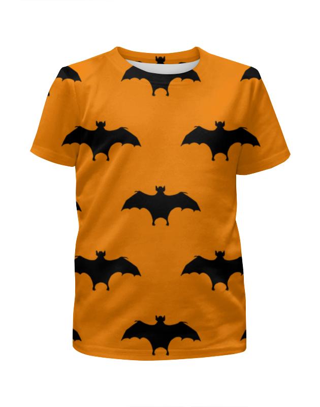printio футболка с полной запечаткой для девочек сказочная летучая мышь Printio Футболка с полной запечаткой для девочек Летучая мышь