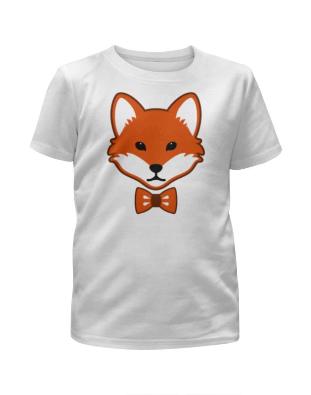 Фото - Printio Футболка с полной запечаткой для девочек Мистер лис printio футболка с полной запечаткой для девочек лис ест суши