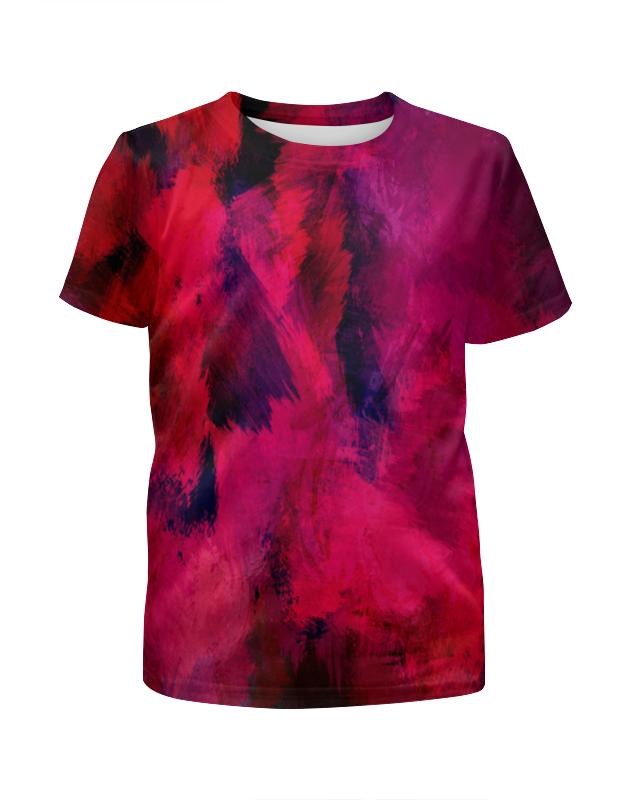 Printio Футболка с полной запечаткой для девочек Оттенки красок printio футболка с полной запечаткой для девочек оттенки красок