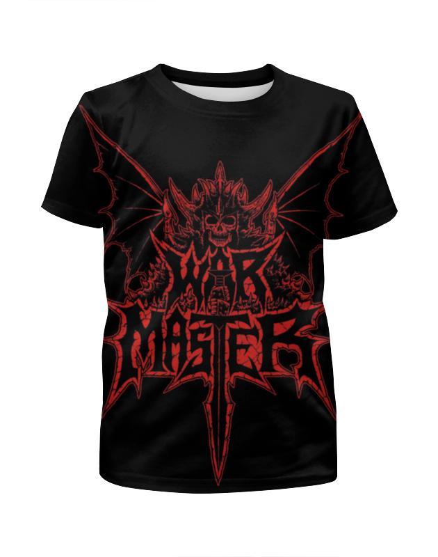 Фото - Printio Футболка с полной запечаткой для девочек War master printio футболка с полной запечаткой женская master and margarita