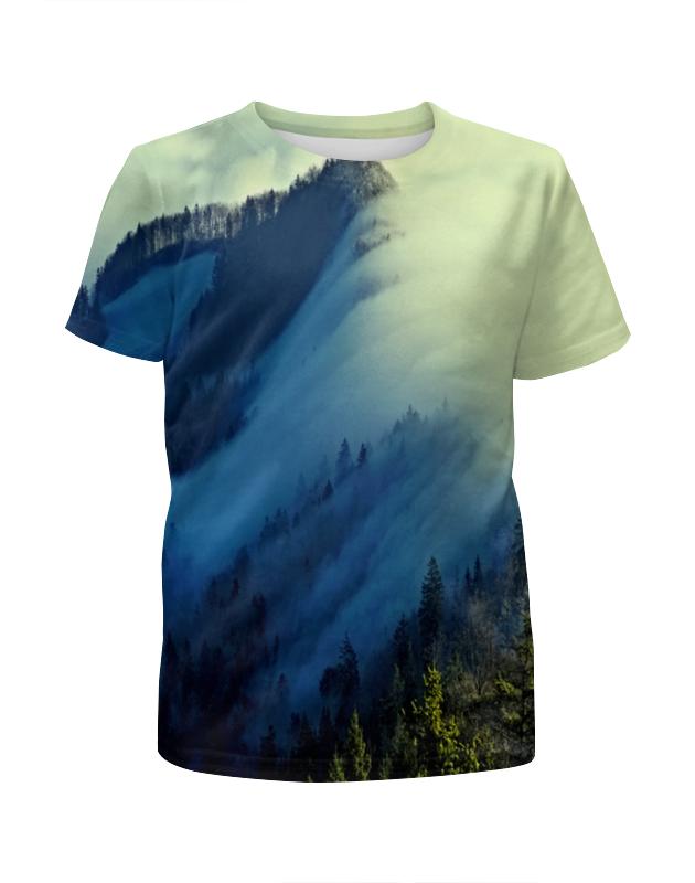 Фото - Printio Футболка с полной запечаткой для девочек Живописный пейзаж printio футболка с полной запечаткой мужская живописный пейзаж