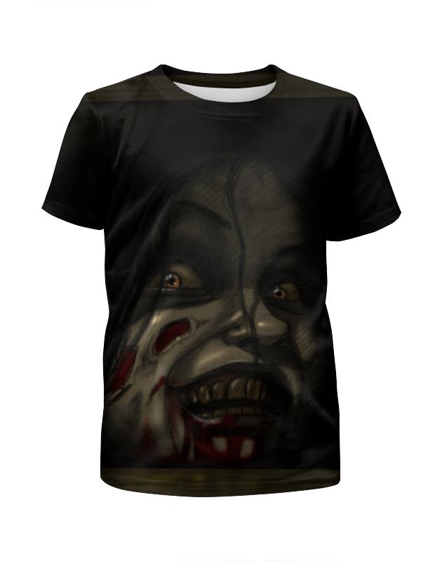 Printio Футболка с полной запечаткой для девочек Зловещие мертвецы (evil dead) printio футболка с полной запечаткой для девочек evil clown