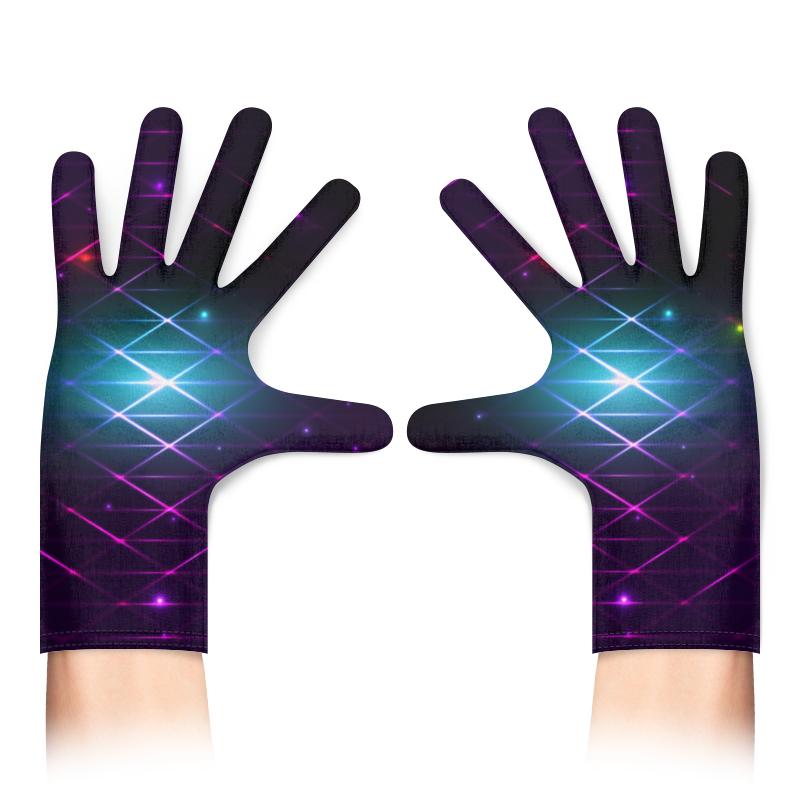 Printio Перчатки с полной запечаткой Виртуальная реальность