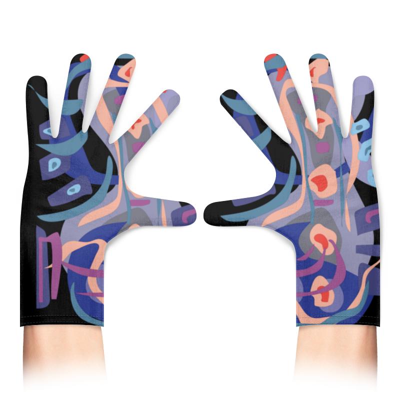 Printio Перчатки с полной запечаткой С абстрактным рисунком printio сумка с абстрактным рисунком